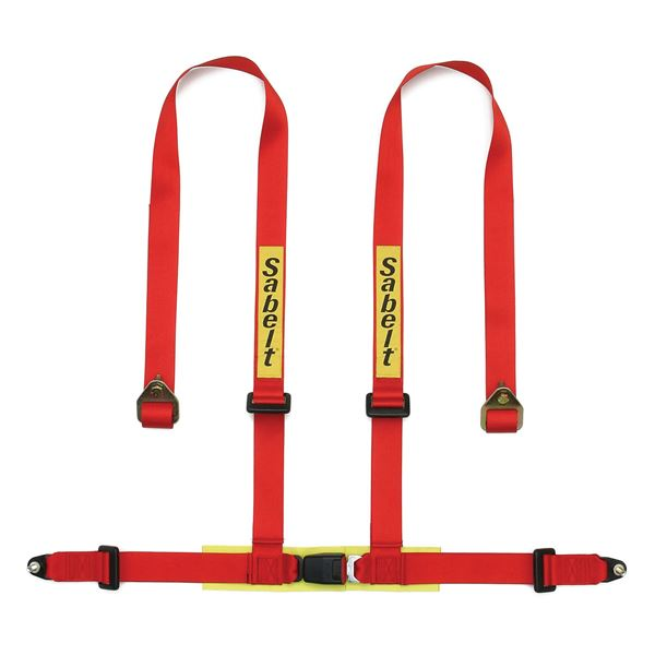 Picture of Sabelt 4 Point Bolt In Harness