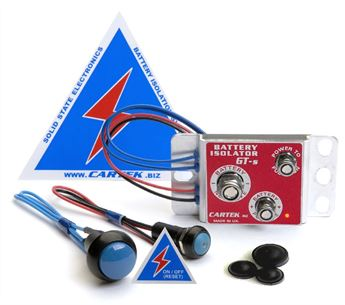 Picture of Cartek GT Solid State Battery Isolator Kit
