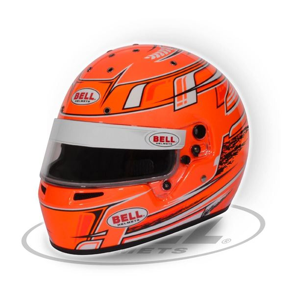 Picture of Bell KC7-CMR CHAMPION ORANGE