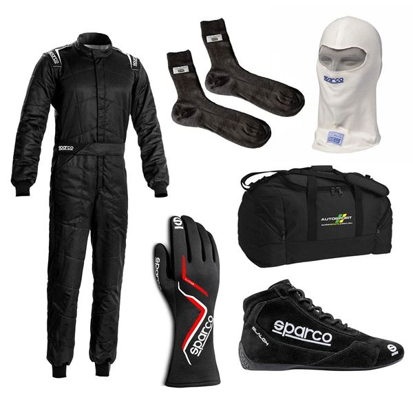 Picture of Sparco Sprint Racewear Package