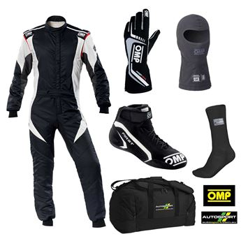 Picture of OMP First EVO Racewear Package