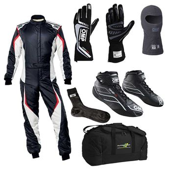 Picture of OMP Tecnica EVO Racewear Package