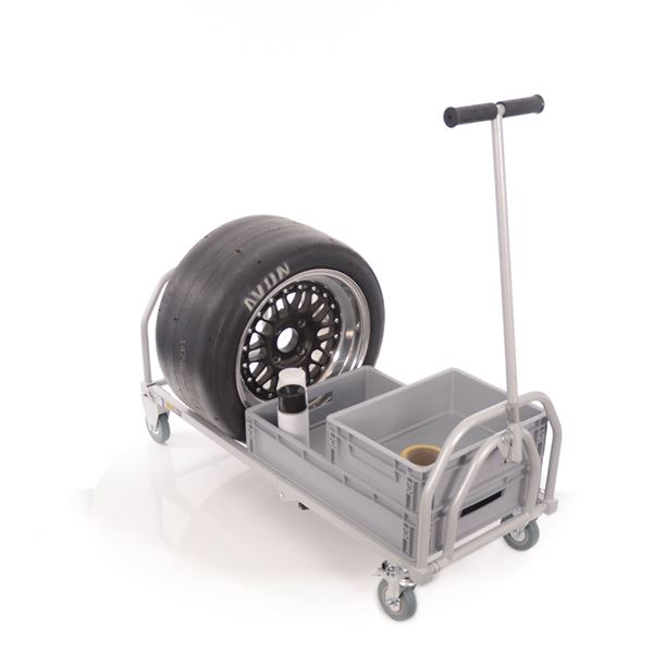 Picture of BG Racing Folding Pit Trolley