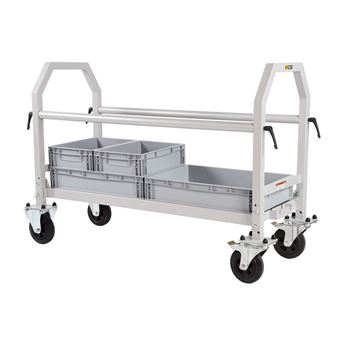 Picture of BG Racing Folding Wheel & Tyre Trolley