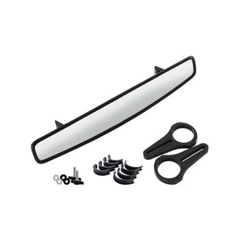 """Picture of BG Racing 17"""" Wide Angle Mirror Kit"""