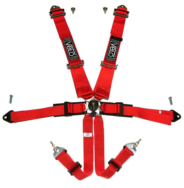 """Picture of Velo Kit Car 3"""" 6pt Harness"""