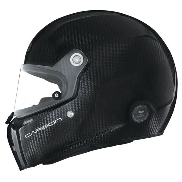 Picture of Stilo ST5FN Carbon Karting Helmet