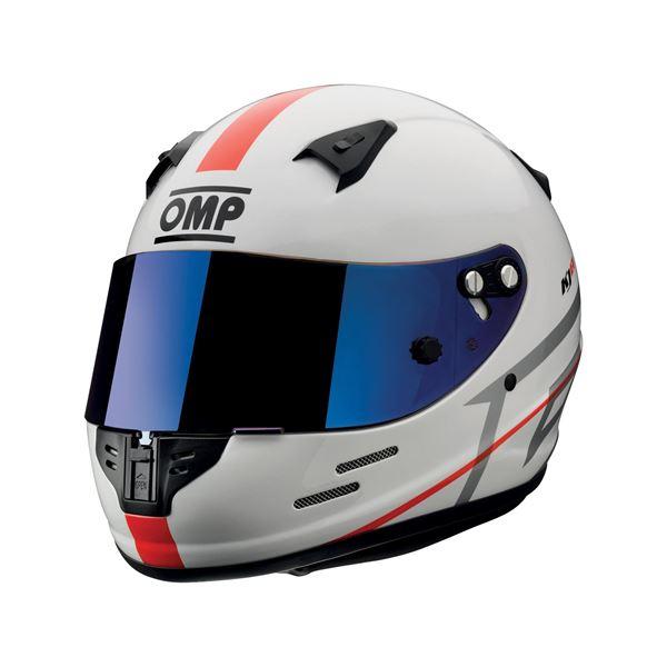 Picture of OMP KJ 8 EVO Youth Karting Helmet