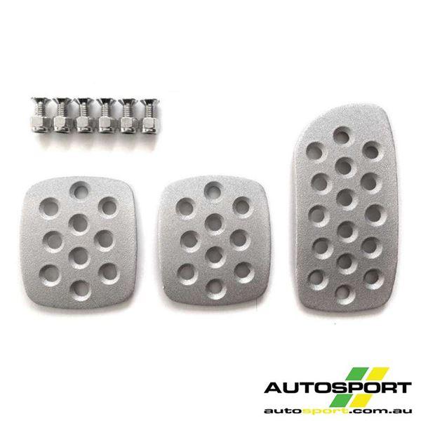 Picture of Autosport Competition Aluminium Pedal Set