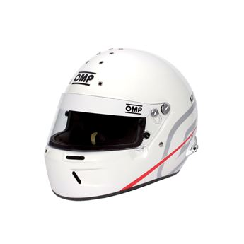 Picture of OMP GP-R Helmet with HANS Posts