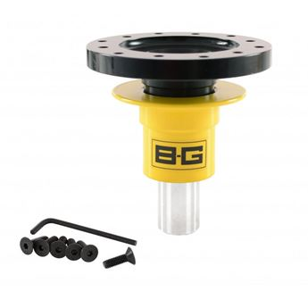 Picture of BG Racing Quick Release Touring Car Weld On