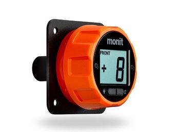 Picture of Monit Digital Brake Bias Adjuster - Square Mount